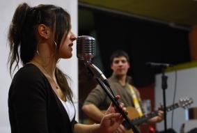 tocalilafibra - Marina cantant